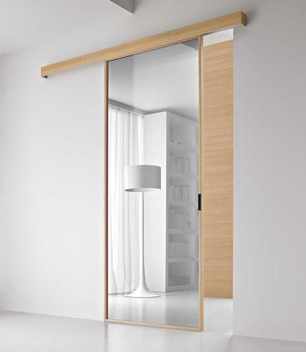 Tieffe serramenti a busto arsizio serramenti in pvc - Porta specchio scorrevole ...